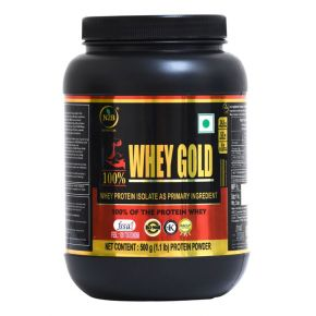 N2B NUTRITION 100% WHEY GOLD WHEY PROTEIN 500G