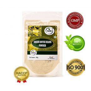 N2B Green Coffee Powder 200g Standing Pouch