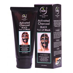 N2B Charcoal Peel-Off Mask