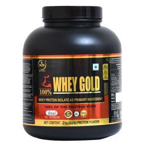 N2B NUTRITION 100% WHEY GOLD WHEY PROTEIN 2KG