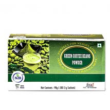 N2B Green Coffee  Powder 3gX30 Sachets Box